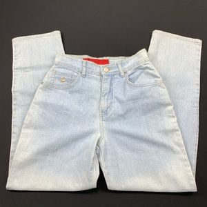 Vtg Gloria Vanderbilt Jeans High Waist Tapered